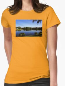 Celebration Lake Womens Fitted T-Shirt