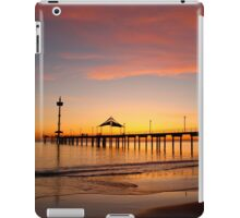 Brighton Jetty Sunset,  South Australia  iPad Case/Skin