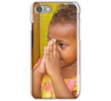 Namaste iPhone Case/Skin