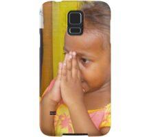 Namaste Samsung Galaxy Case/Skin