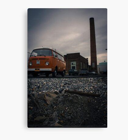 Das Auto Canvas Print