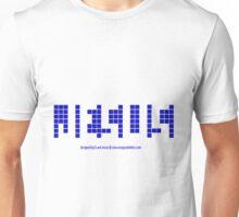JESUS BLOCKS... Unisex T-Shirt