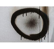 Bulls-eye Photographic Print