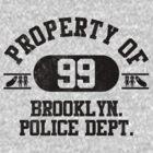 Precinct 99 (Black) by tomoxnam