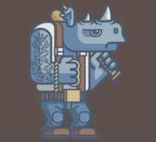 Thug Rhino One Piece - Short Sleeve