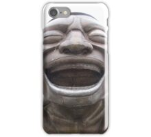 A  Tin Man Smile iPhone Case/Skin