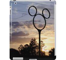 Orlando Sunset iPad Case/Skin