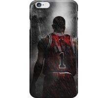 Derrick Rose Chicago Bulls iPhone Case/Skin
