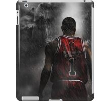 Derrick Rose Chicago Bulls iPad Case/Skin