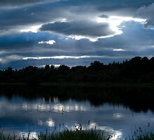 Loch Skene Sky by mrsmjones