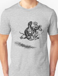 Ride 'em Sock Monkey! T-Shirt