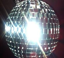 Glitter Ball by Mockery Stockery