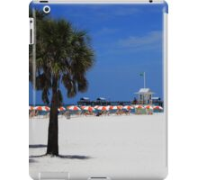 Clearwater White Sands iPad Case/Skin