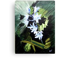 """Bluebells"" Canvas Print"