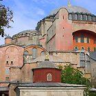 Hagia Sophia by Marguerite Foxon