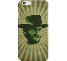 Clint iPhone Case/Skin