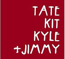 Tate Kit  Kyle Jimmy  Photographic Print