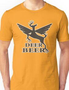 Deer beer t-shirt T-Shirt
