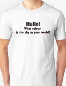 Sky (Black) T-Shirt