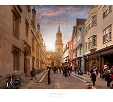 Oxford by Andrew Roland