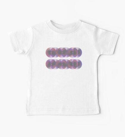 3d lp purple Baby Tee