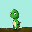 Li'l Dino - Floor by MrBliss4