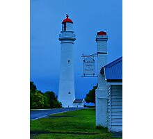 Split Point Lighthouse Photographic Print