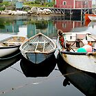 Fishing Boats by serendipitous
