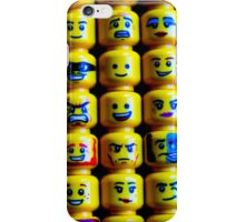 The Face of Lego iPhone Case/Skin