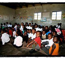 Crowded Class by Joe Mckay