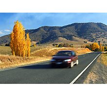 Murray Valley Highway Photographic Print