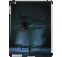 Performance in White iPad Case/Skin
