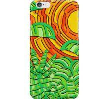 Aztec Jungle iPhone Case/Skin