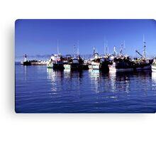 kalk bay, south africa Canvas Print