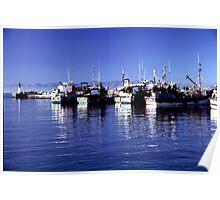 kalk bay, south africa Poster