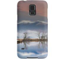 Winter Coat Samsung Galaxy Case/Skin