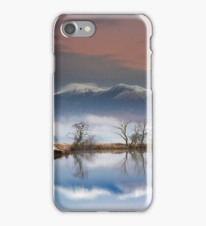 Winter Coat iPhone Case/Skin
