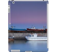 Seahouses Stack iPad Case/Skin