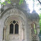 Pere Lachaise Cementery, Paris by chord0