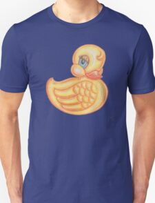 Vintage  / retro look cute little rubber ducky T-Shirt