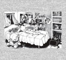 Bubblegum. One Piece - Short Sleeve