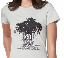 Enlightening Spirit t-shirt Womens Fitted T-Shirt