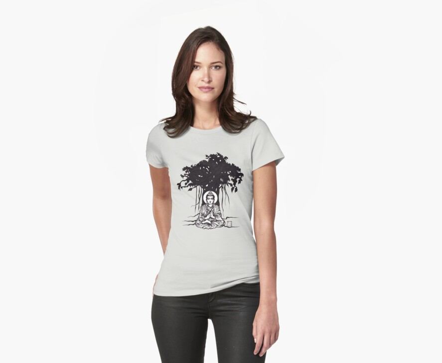 Enlightening Spirit t-shirt by Angelique  Moselle