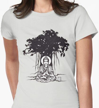 Enlightening Spirit t-shirt Womens Fitted T-Shirt