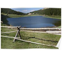 Lake Irene Rocky Mountain National Park Poster