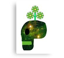 Green in mind Canvas Print