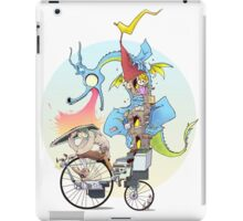 Dragon's Castle iPad Case/Skin