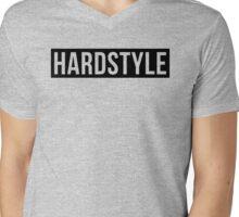 Hardstyle: Bold Mens V-Neck T-Shirt