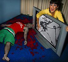 Tragedy by Lucia  Fernandez Muriano