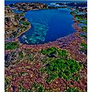 Cape Schanck Rock Pool by FuriousEnnui